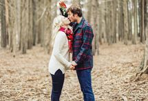 Winter Wedding and Engagement Ideas / Ideas for those winter weddings and engagement sessions.