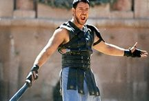 gladiator:-)#russle crow
