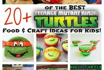 Party On - TMNT theme