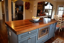 Steiner Kitchens / Look here to get some awesome ideas and inspiration for your next kitchen. Think big, open, granite...