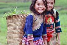 Costumes asie