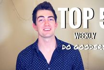 Top 5 Do Gooders of the Week