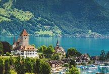 Austria & Switzerland Travel