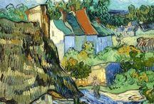 Art-Vincent van Gogh / by Allene Nicolai