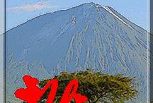 Volcanoes / Volcanoes in the world
