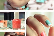 Nails and beauty  / Find some cool and cute nail designs and beauty tips