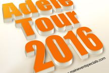 Adele Tour 2016 / Visit this site http://maineventspecials.com/adele-tour-dates-live-concert-tickets/ for more information on Adele tour 2016.  Adele is a Musical Sensation and watching how she commands her audience, with pure Vocal Range and Strength is something to behold, and the images. Follow us: https://www.tmup.co/f/garthbrookstickets