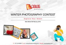 WIN EXCITING PRIZES ON ONE CLICK!!! / For details please visit: www.facebook.com/EveryCatalog Email: contest@everycatalog.com Contact: 051 8316898