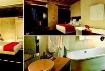 Standard Room / Todo el diseño e interiorismo de EME en su versión Standard./ The absolute taste of EME's design in its Standard version.