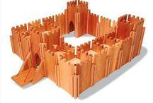 Castillos de Madera