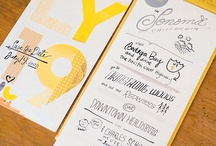 Save The Date / Creative Invitations
