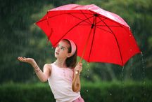 Raining Season / The outdoor kids play