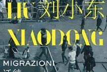 Liu Xiaodong: migrazioni / Dal 22 aprile 2016 gli spazi della Strozzina di Palazzo Strozzi a Firenze ospitano una grande mostra personale dedicata a uno dei più importanti e originali artisti cinesi contemporanei: Liu Xiaodong.  La mostra è costituita da una ampia selezione di dipinti, disegni e fotografie realizzate specificamente dall'artista in seguito ad un periodo di residenza in Toscana tra l'autunno 2015 e la primavera 2016.