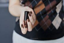 Giorgio Armani / Nail polish swatch