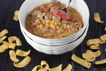 Crock Pot Soup / by Darcy Yazzolino