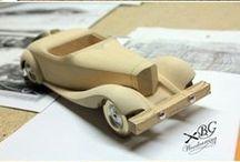 auto legno