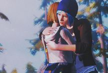 Life Is Strange / Mostly Pricefield and my cinnamon roll Kate Marsh tbh.