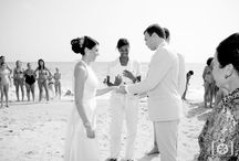 Ceremony locations / Whether your idea of a perfect wedding location is on a beach, in a garden, on a mountain top or a beautiful Spanish estate, there are lots of different ways to use these amazing spaces for your ceremony.
