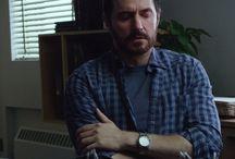 Richard Armitage as Tom Cahalan (Brain On Fire)