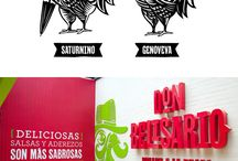 Logos // Rustic