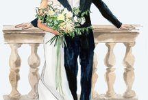 Bryllup Kjærlighet
