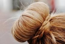 beauty -- hair / by hannah jeffers