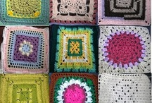 Crochet Motifs & Flowers / by Sue Kayser