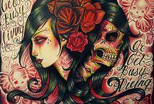 tattoo / by Jessica Palmer