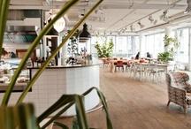 Restaurants, cafes & bakeries