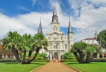 New Orleans Attractions / The best things to do, see, and explore when traveling to New Orleans, Louisiana! See them all: ruebarue.com/new-orleans