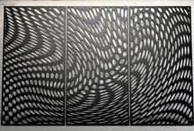 Panele 3D ażurowe
