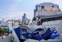Graf-futism / A contemporary graffiti movement