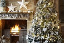 Christmas Trees and Mantles