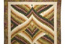 1_Quilty::Bargello / by Jenny Duke