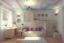 decor for girl room