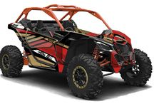 Snowmobile-ATV-UTV-Hybrid decals kit inspirations