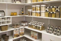 Pantry Storage & Organization