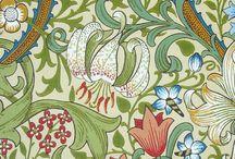 William Morris & Arts & Crafts wallpaper