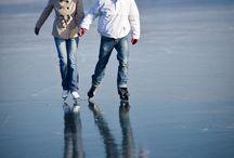 Téli sportok / A téli sportok szerelmeseinek és azoknak akik csak most ismerkednek a korcsolyázás, síelés fortélyaival.