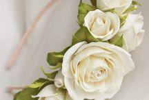 Аксессуары с цветами