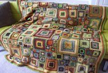 Crochet ~ Babette Blankets / by Sabine Vietti