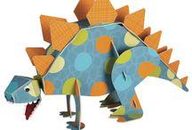 Dino Party / L'anniversaire des fans de dinosaures !