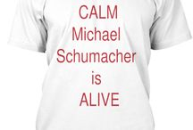 Michael Schumacher is ALIVE