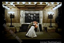 Wedding Shots I want... / Picture ideas for my wedding at the Hotel Bethlehem