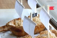 Food-Pies, Tarts & Cheesecake / by Janet Eyring