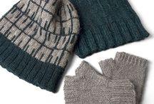 Marg knitting hats