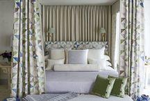 bedroom 2-canopy beds