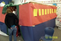 Christmas at school / by Kristin Hennage