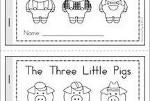 tre små grsier