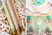Vintage Ice Cream Social Birthday Party / by Melissa Allott